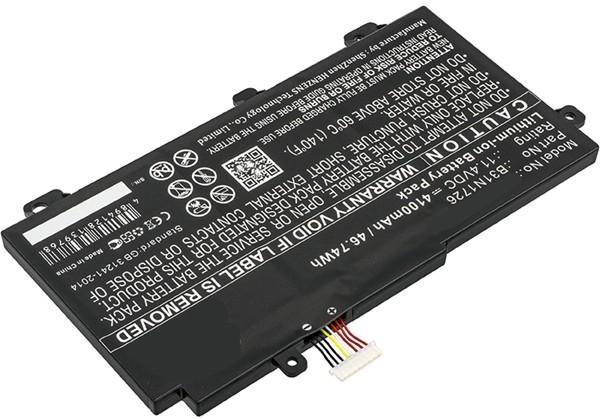 Asus TUF FX504GE-DM4798GB Akku
