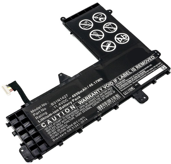 Asus EeeBook E502MA-XX0016T Akku