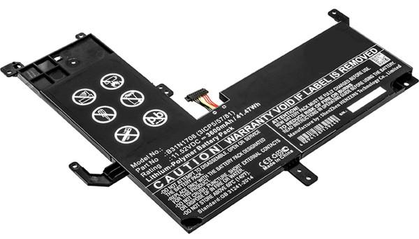 Asus VivoBook Flip TP510UA-E8066T Akku